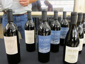 Sea Shell Cellars wines