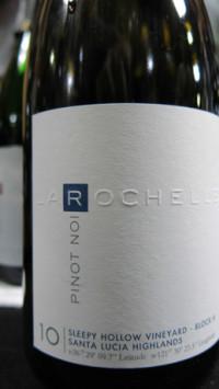 La Rochelle Pinot Noir Santa Lucia Highlands
