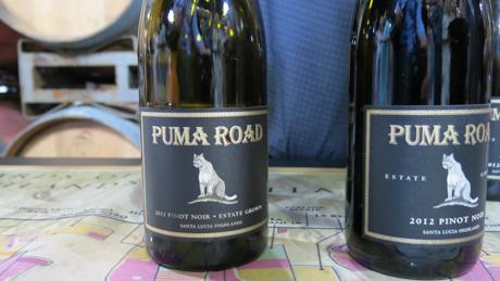 Puma Road Wines Santa Lucia Highlands