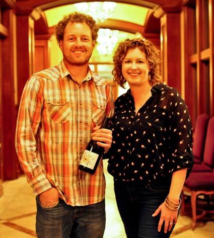 Ryan and Nicole Pease