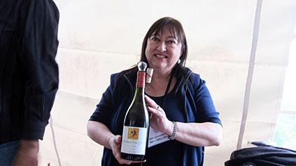Moira Conzelman Anderson Valley Pinot Noir Festival