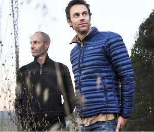 Matt Licklider and Kevin O'Connor Anderson Valley Pinot Noir Festival