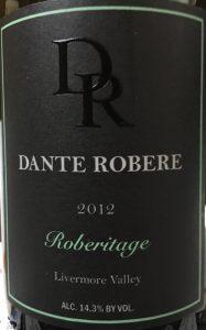 2012 Roberitage