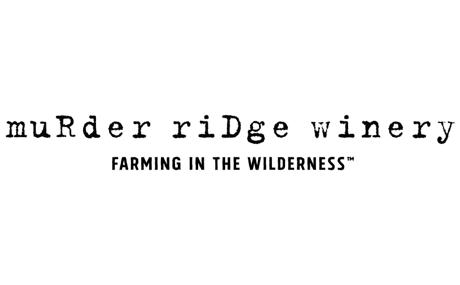 Murder Ridge Logo Murder Ridge at Family Winemakers 2017