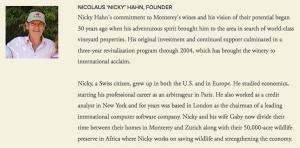 Nicky Hahn Hahn Visits Artisan