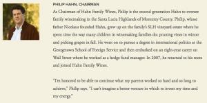 Philip Hahn Hahn Visits Artisan