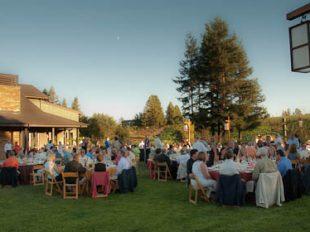 Lynmar Wine Club Dinner Summer 2009
