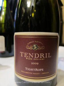Tendril's Tightrope: Delicious