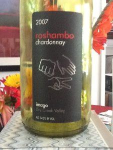 Roshambo 2007 Chardonnay