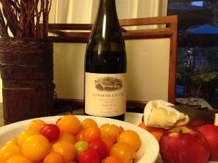 "Lynmar 2010 ""Old Vines"" pinot noir"