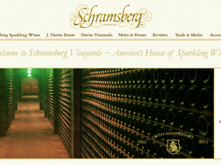 Schramsberg Home Page