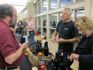 Marlow and Janis Barger, Owners of Plan B Cellars