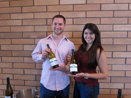 Cal Poly San Luis Obispo winemakers