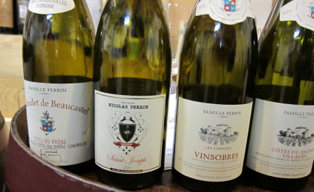 First Four French Reds