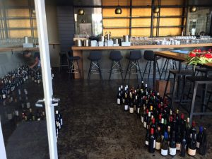 Napa Quake Cadet Wine Bar