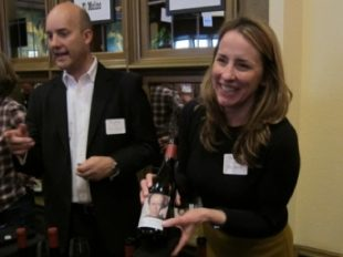 Ernest Vineayrds' Todd Gottula and Erin Brooks Pinotfest 2014 two to watch