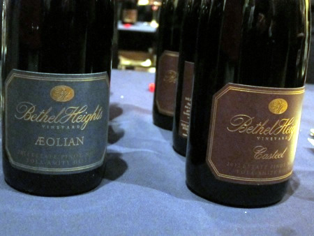 Bethel Heights bottles Pinotfest 2014: the Best of the Rest