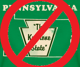 Say No to PA Pennsylvania Declares War on Wine