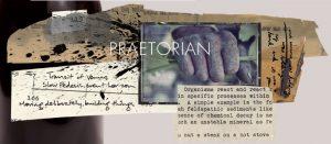 ONX Praetorian 2011 Label