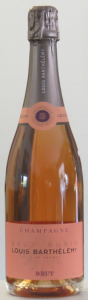 """Louis Barthelemy """"Brut Rubis"""" NV Brut Rosé Champagne Champagne and Burgundy at Artisan"""