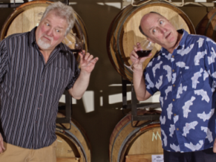 Scott and Gib Pagter Paso Garagiste 2015: Are We Running Out of Pinot Noir Grapes?