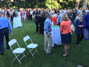 Los Altos Community Foundation Solstice Party