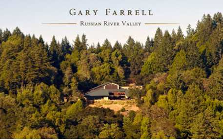 Gary Farrell Winery Gary Farrell Visits Artisan. Plus Christine's Chardonnay Challenge