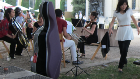 Stanford Art, Wine, and Music Stanford Art and Wine Stroll 2016