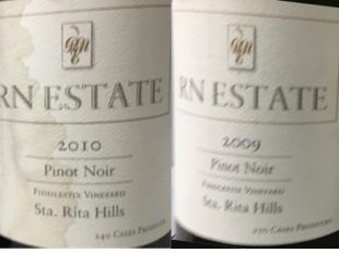 RN Estate 2009 and 2010