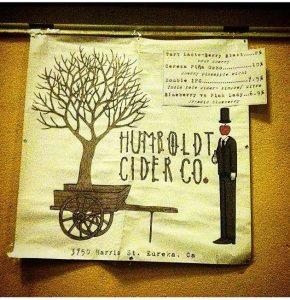 Humboldt Cider Hop n Barley Festival, Cider Edition