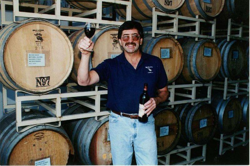 Kent Rosenblum at work