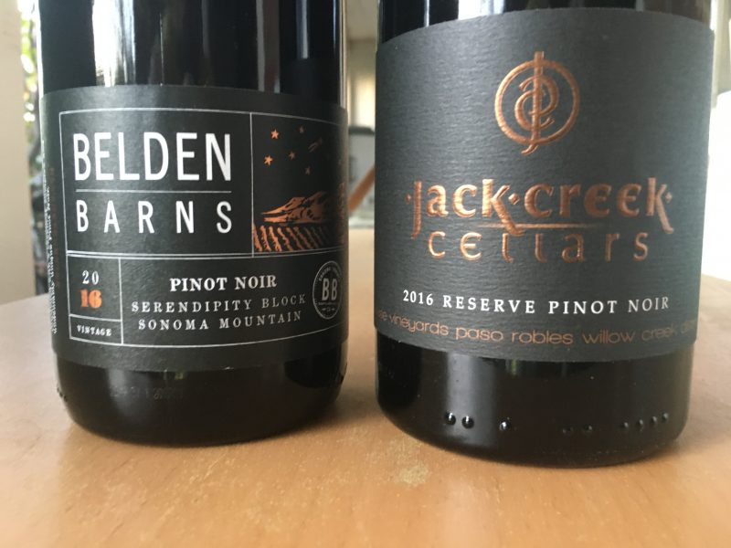 Belden Barns v Jack Creek
