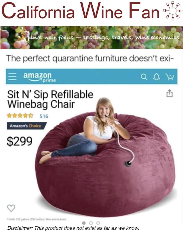 Winebag chair