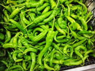 New Mexico green chiles New Mexico green chile stew
